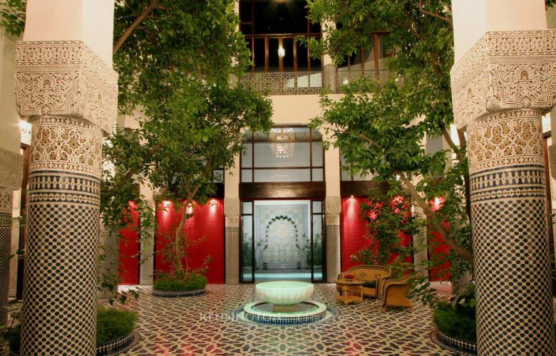Riad Misbah, Fez, Morocco - Traditional, yet modernised Riad