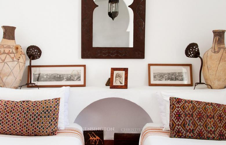 the oldest guest houses in Tangier