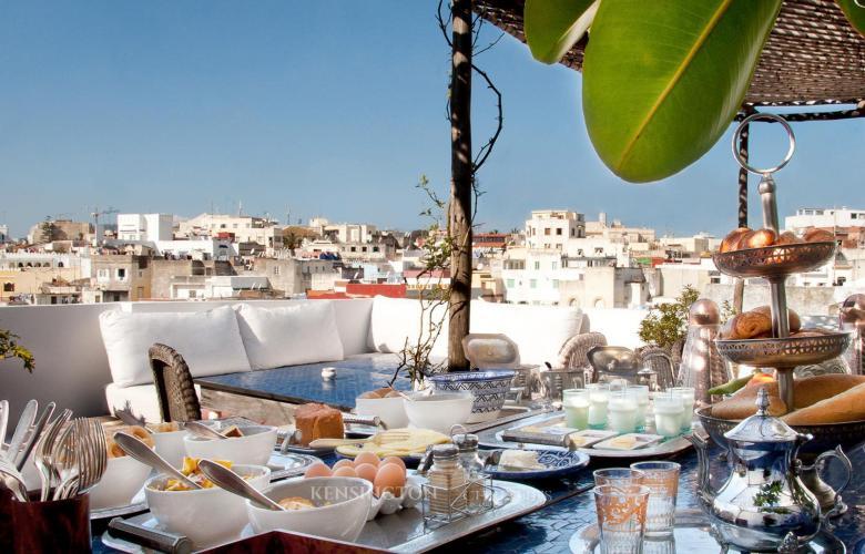 Villa de luxe Tanger à vendre
