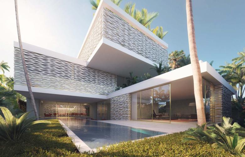 Villa Ar In Saudi Arabia Designed By Orange Architects Re Talk Mena