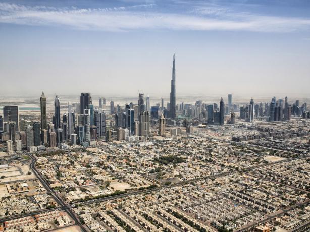 Dubai population growth | RE Talk Mena